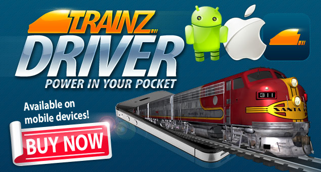 Trainz Driver - on iPhone and Android Phones! - Train
