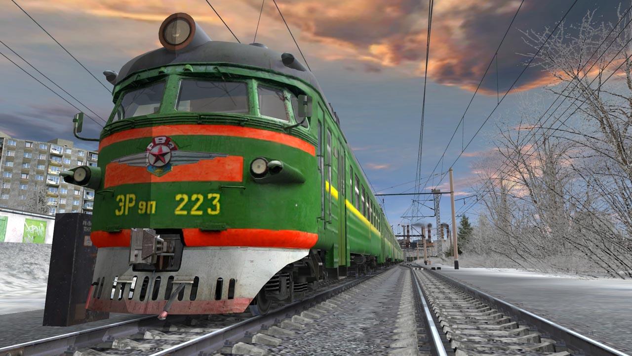 Игру Trainz Railroad Simulator 2012.Rar