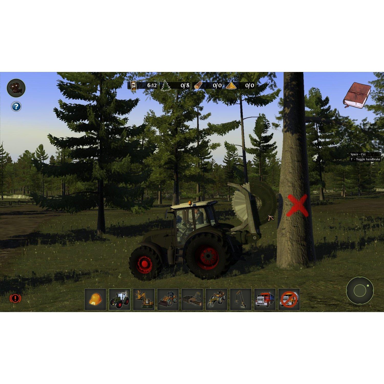 woodcutter simulator 2013 key