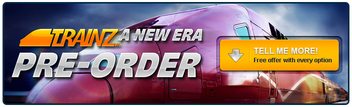 Trainz: A New Era Pre-Orders Arrive