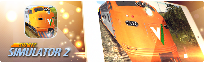 Trainz Simulator 2 Arriving Soon on iPad